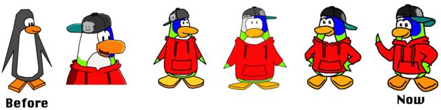 File:The evolution of wikipenguino.png