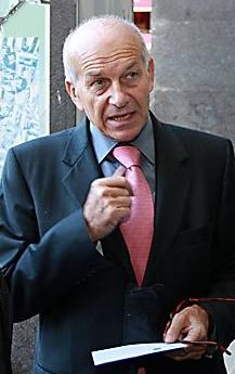 Fausto Bertinotti 2008