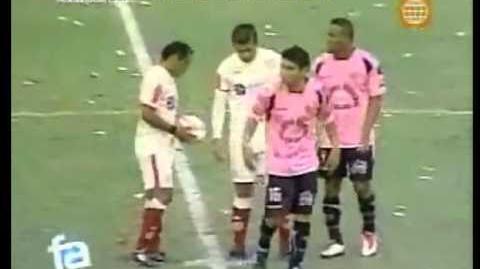 FA 2011 Sport Boys (2-0) Universitario de Deportes ((18 Setiembre))