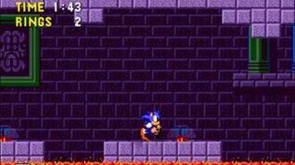 Musica de Marble Zone en Sonic the Hedgehog para Master System-2