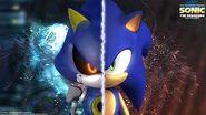 Sonic e metal sonic