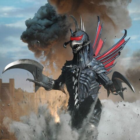 <b>CenturyGigan</b>, before he was upgraded into his Modified form.