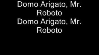 Styx-Mr. Roboto Lyrics