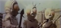 White Martians