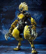 S.I.C. Kamen Rider OOO Latorartar Combo 05