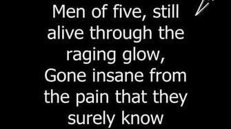 Metallica - For Whom The Bell Tolls (Lyrics)