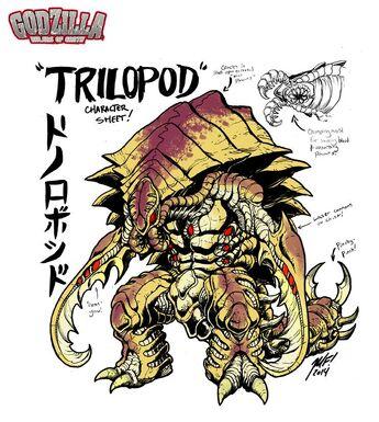 Beta Trilopod