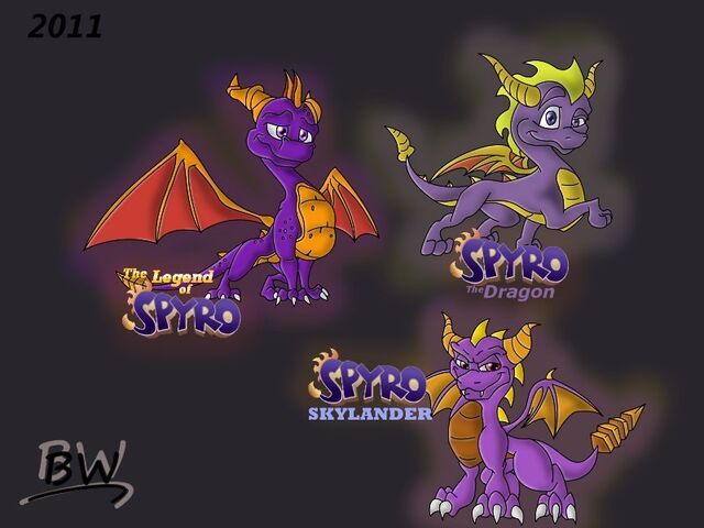 File:Spyro and spyro and spyro by wolffrompoland-d3ll0ta.jpg