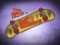 Merry Grindernukamus Title Card