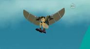 Chris wearing Glider 2