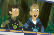 Hummingbird Wild Kratts.22
