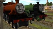 Sodor the Early Years Barry the Rescue Engine; Testing Times