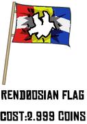 Rendøosian flag