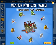 Weapon little pack 5