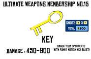 Key blast