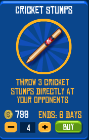 Cricket Stumps Shop