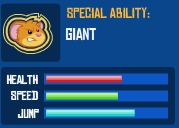 Hamster's Stats