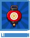 China lanternblue