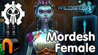 WildStar - Exile - Mordesh Female, Character Creation