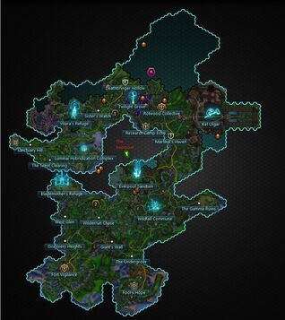 Everpool map view