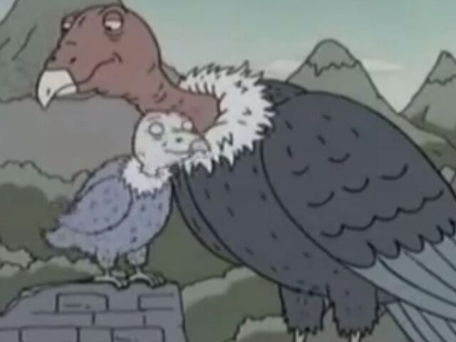 File:Condor With Chick.JPG