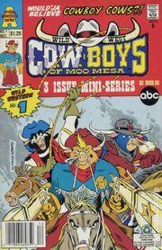 Moo Mesa Archie Comic Vol 1 issue 1