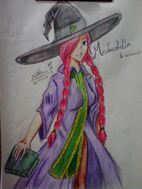Medusabelle by KkcrazyCraft