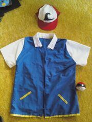 Ash Ketchum Cosplay WiP by lady melodist