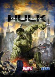 Poster Sega Artwork 2751HULK FOP G