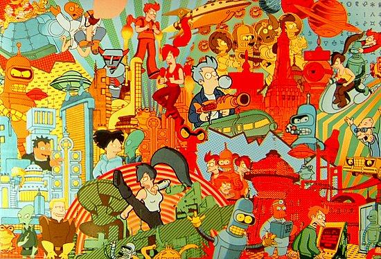 File:Futurama collage.jpg