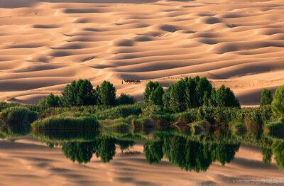 Hyrcanian desert