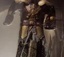 King of Tir Asleen's armor