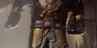 King of Tir Asleen's armor