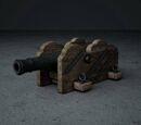 Veldslang Cannon