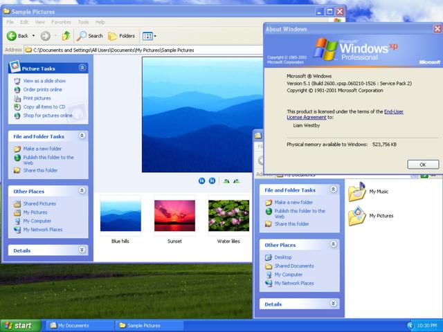 File:Windows xp desktop.PNG