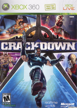 Crackdown-cover