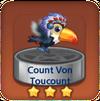 Count Von Toucount