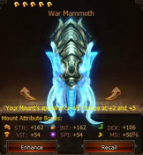 Mounts WarElephant 5star