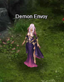 NPCs Demon Envoy