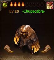 Pets Chupacabra Star4