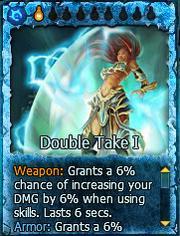 Cards DoubleTakeI Art