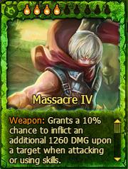Cards MassacreIV Art