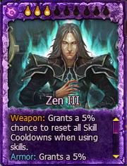 Cards ZenIII art
