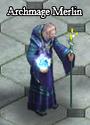 Archmage Merlin