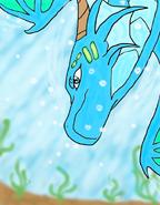 The sea princess returns by silver storm dragon-d5jw02z