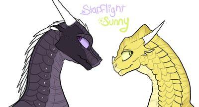 Starflight and sunny