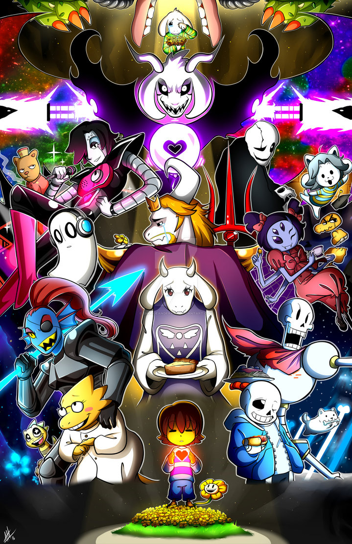 Image undertale by smudgeandfrank wings of for Fond ecran r6