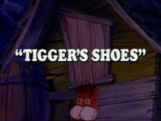 Tigger's Shoes