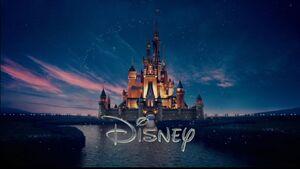 Disney Castle Disney Logo