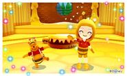 Pooh Bee and Mii Photos